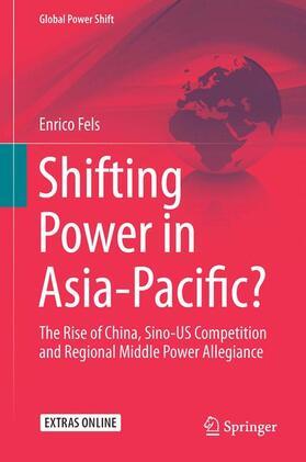 Fels | Shifting Power in Asia-Pacific? | Buch | sack.de