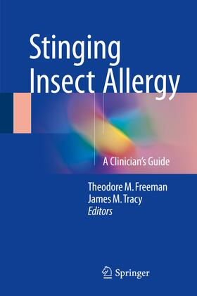 Freeman / Tracy   Stinging Insect Allergy   Buch   sack.de