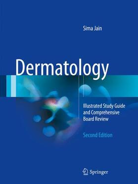 Jain | Dermatology | Buch | sack.de