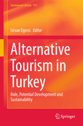 Egresi | Alternative Tourism in Turkey | Buch | Sack Fachmedien