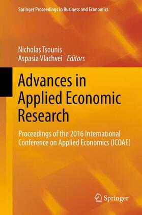 Tsounis / Vlachvei | Advances in Applied Economic Research | Buch | sack.de