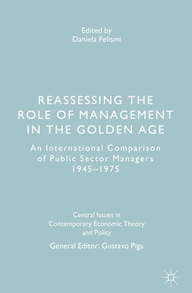 Felisini | Reassessing the Role of Management in the Golden Age | Buch | sack.de