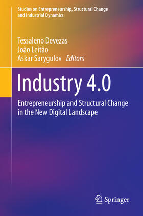 Devezas / Leitão / Sarygulov | Industry 4.0 | Buch | sack.de
