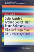 Reda    Solar Assisted Ground Source Heat Pump Solutions   Buch    Sack Fachmedien
