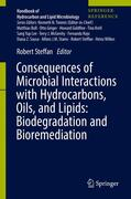 Steffan    Consequences of Microbial Interactions with Hydrocarbons, Oils, and Lipids: Biodegradation and Bioremediation   Buch    Sack Fachmedien