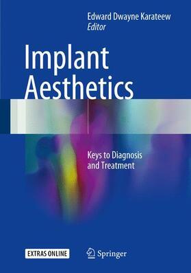 Karateew   Implant Aesthetics   Buch   sack.de