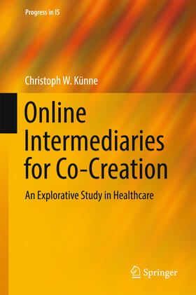 Künne | Online Intermediaries for Co-Creation | Buch | sack.de