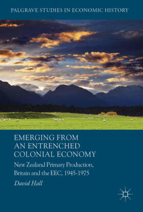 Hall   Emerging from an Entrenched Colonial Economy   Buch   sack.de