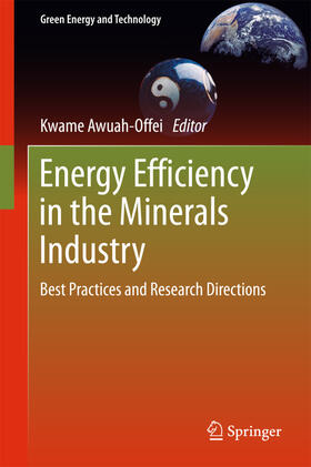 Awuah-Offei | Energy Efficiency in the Minerals Industry | Buch | Sack Fachmedien