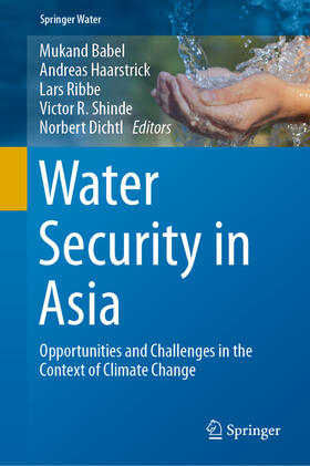 Babel / Haarstrick / Ribbe | Water Security in Asia | Buch | sack.de