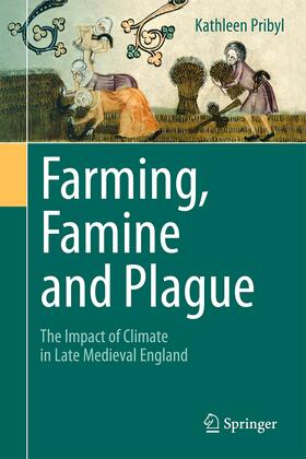Pribyl | Farming, Famine and Plague | Buch | Sack Fachmedien