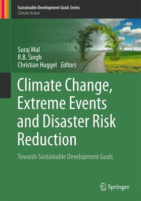 Mal / Singh / Huggel | Climate Change, Extreme Events and Disaster Risk Reduction | Buch | sack.de