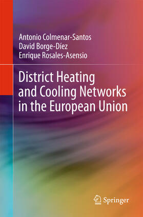 Colmenar-Santos / Borge-Díez / Rosales-Asensio | District Heating and Cooling Networks in the European Union | Buch | sack.de