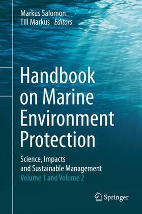 Salomon / Markus   Handbook on Marine Environment Protection , 2 Teile   Buch   sack.de