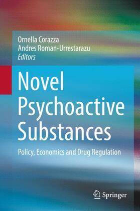 Roman-Urrestarazu / Corazza   Novel Psychoactive Substances   Buch   sack.de