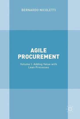 Nicoletti | Agile Procurement | Buch | sack.de
