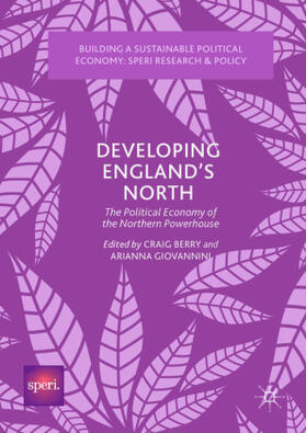 Berry / Giovannini | The Political Economy of the Northern Powerhouse | Buch