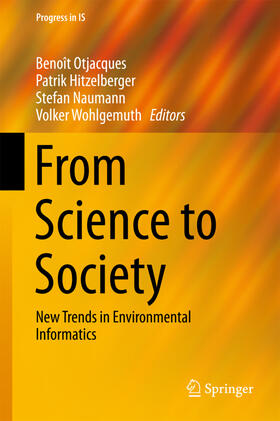 Otjacques / Wohlgemuth / Naumann | From Science to Society | Buch | sack.de