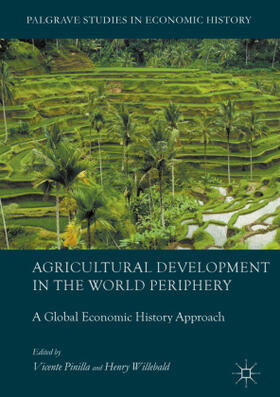 Willebald / Pinilla | Agricultural Development in the World Periphery | Buch | sack.de