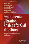 Conte / Astroza / Moaveni |  Experimental Vibration Analysis for Civil Structures | Buch |  Sack Fachmedien