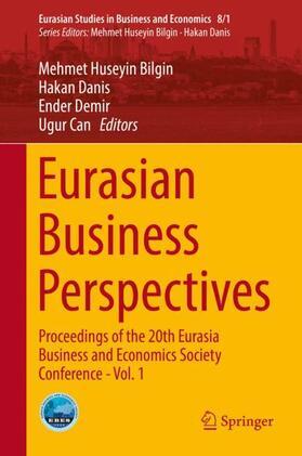 Bilgin / Danis / Demir | Eurasian Business Perspectives | Buch | sack.de