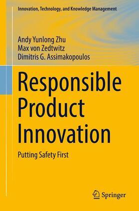 Zhu / von Zedtwitz / Assimakopoulos   Responsible Product Innovation   Buch   sack.de