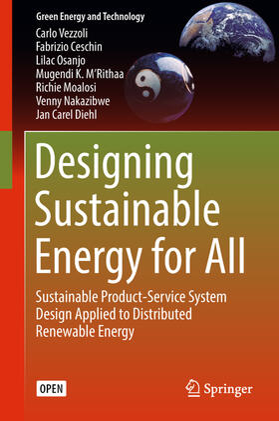 Vezzoli / Ceschin / Osanjo   Designing Sustainable Energy for All   Buch   sack.de