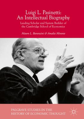 Baranzini / Mirante   Luigi L. Pasinetti: An Intellectual Biography   Buch   sack.de