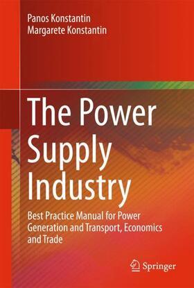 Konstantin / Konstantin | The Power Supply Industry | Buch | sack.de