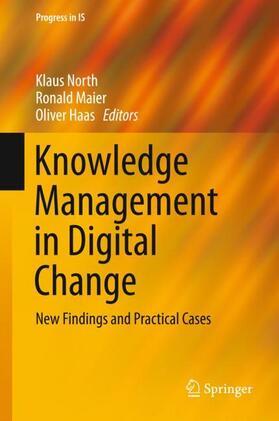 North / Maier / Haas | Knowledge Management in Digital Change | Buch | sack.de