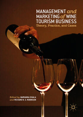 Sigala / Robinson | Management and Marketing of Wine Tourism Business | Buch | sack.de