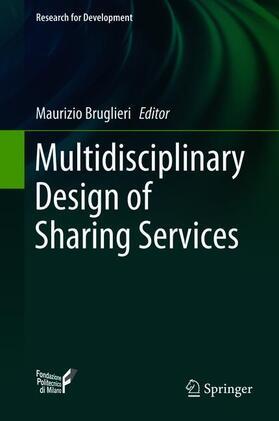 Bruglieri   Multidisciplinary Design of Sharing Services   Buch   sack.de