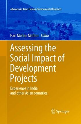 Mathur | Assessing the Social Impact of Development Projects | Buch | Sack Fachmedien
