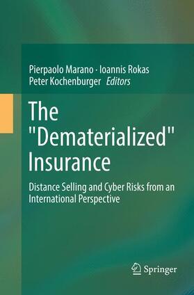 "Marano / Rokas / Kochenburger | The ""Dematerialized"" Insurance | Buch | sack.de"