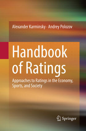 Polozov / Karminsky | Handbook of Ratings | Buch | sack.de