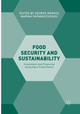 Mergos / Papanastassiou | Food Security and Sustainability | Buch | sack.de