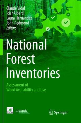 Vidal / Alberdi / Hernández Mateo   National Forest Inventories   Buch   sack.de