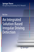Sun    An Integrated Solution Based Irregular Driving Detection   Buch    Sack Fachmedien
