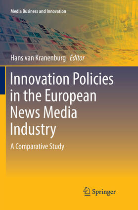 van Kranenburg | Innovation Policies in the European News Media Industry | Buch | sack.de