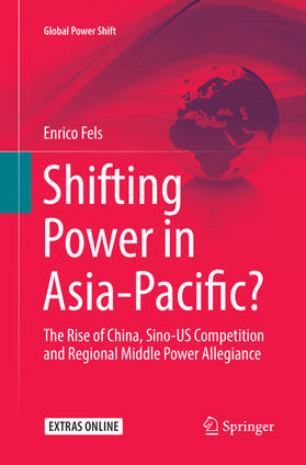 Fels | Shifting Power in Asia-Pacific? | Buch | Sack Fachmedien