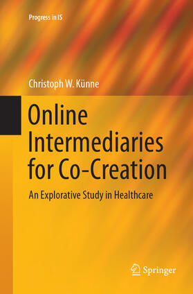 Künne | Online Intermediaries for Co-Creation | Buch | sack.de
