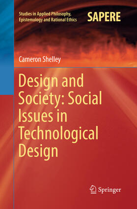 Shelley | Design and Society: Social Issues in Technological Design | Buch | sack.de