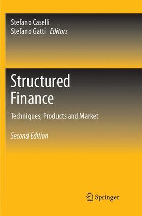 Caselli / Gatti | Structured Finance | Buch | sack.de