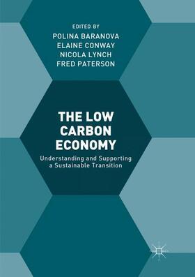 Baranova / Paterson / Lynch   The Low Carbon Economy   Buch   sack.de