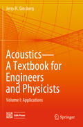 Ginsberg    Acoustics-A Textbook for Engineers and Physicists   Buch    Sack Fachmedien