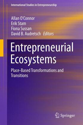 Audretsch / O'Connor / Stam | Entrepreneurial Ecosystems | Buch | sack.de