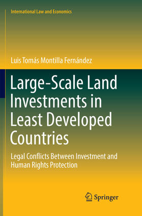 Montilla Fernández | Large-Scale Land Investments in Least Developed Countries | Buch | sack.de