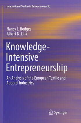 J. Hodges / Link | Knowledge-Intensive Entrepreneurship | Buch | sack.de