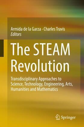 de la Garza / Travis   The STEAM Revolution   Buch   sack.de