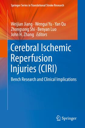Jiang / Yu / Qu | Cerebral Ischemic Reperfusion Injuries (CIRI) | Buch | sack.de